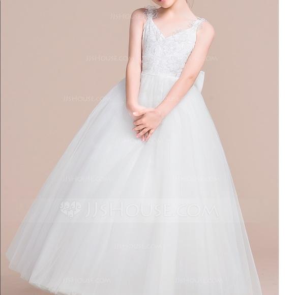 5c9f4a67964d JJhouse Dresses   Flower Girl Dress First Communion Dress   Poshmark
